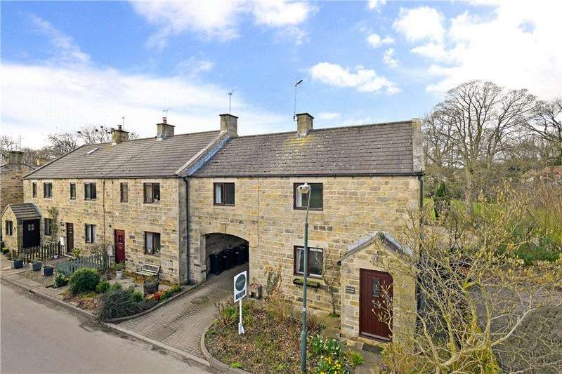 4 Bedrooms Semi Detached House for sale in Bridge Cottages, Low Green, Laverton, Ripon, North Yorkshire