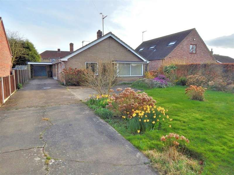 3 Bedrooms Detached Bungalow for sale in Benns Lane, Terrington St. Clement, King's Lynn