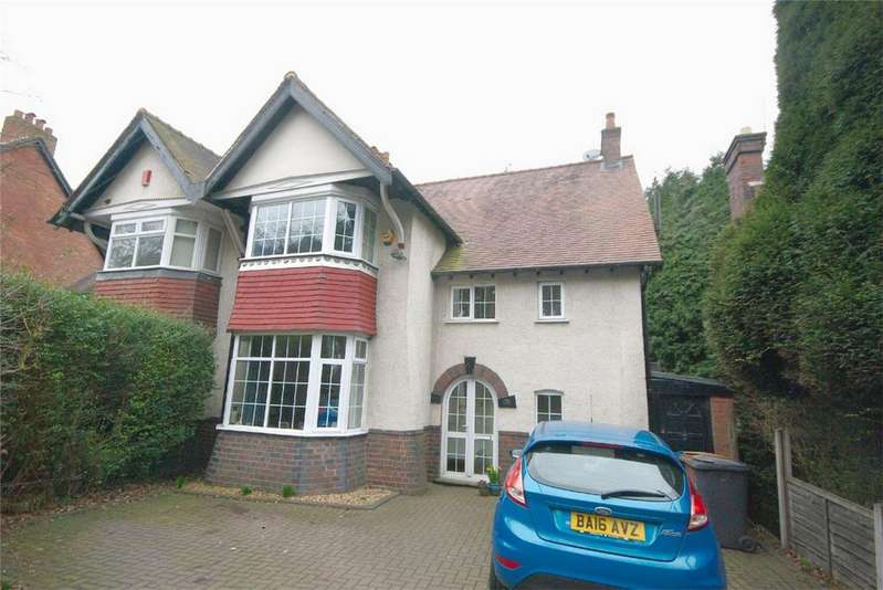 3 Bedrooms Semi Detached House for sale in Thornhill Road, Streetly, SUTTON COLDFIELD, Staffordshire