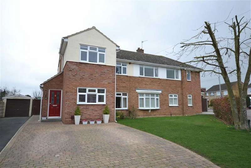 3 Bedrooms Semi Detached House for sale in Keene Way, Chelmsford