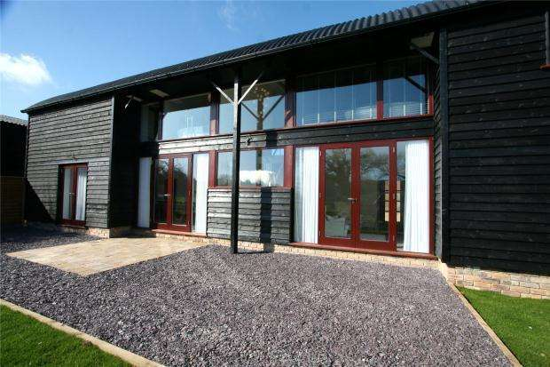 4 Bedrooms Detached House for sale in Gaddesden Row, Hemel Hempstead, Hertfordshire