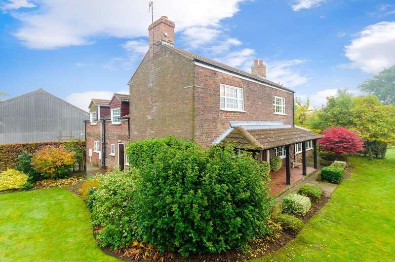 4 Bedrooms Detached House for sale in Holbeach Road, Spalding, Lincolnshire, PE12