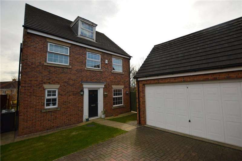 4 Bedrooms Detached House for sale in Linden Court, Rothwell, Leeds, West Yorkshire
