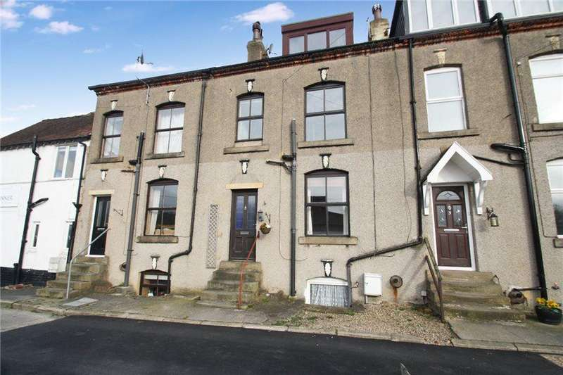 2 Bedrooms Terraced House for sale in SUNSET TERRACE, ILKLEY, LS29 8LZ