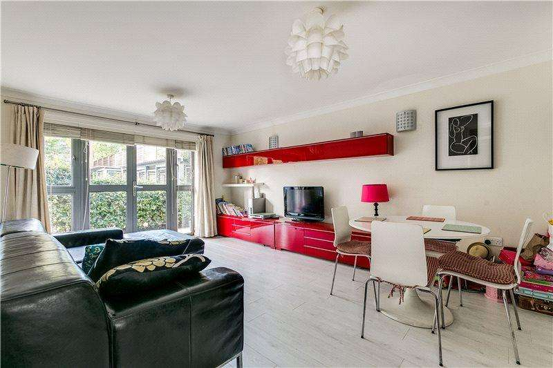 2 Bedrooms Flat for sale in Fraser Court, Heathstan Road, London, W12
