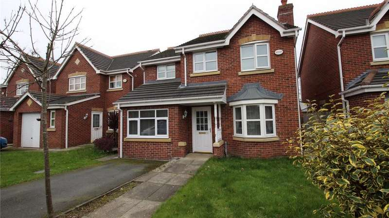 3 Bedrooms Detached House for sale in General Drive, Liverpool, Merseyside, L12