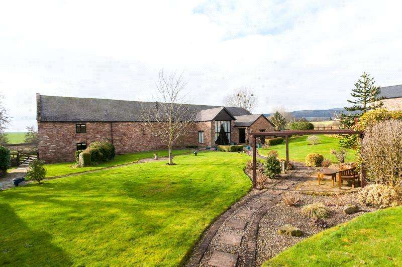 5 Bedrooms Detached House for sale in Woolaston Grange, Woolaston, Lydney, Gloucestershire, GL15