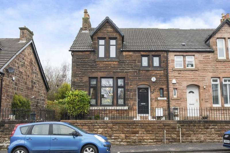 2 Bedrooms Villa House for sale in 188 Hamilton Road, Cambuslang, Glasgow, G72 7PD