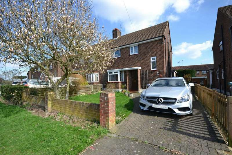 3 Bedrooms Semi Detached House for sale in St Giles Crescent, Maldon, Essex