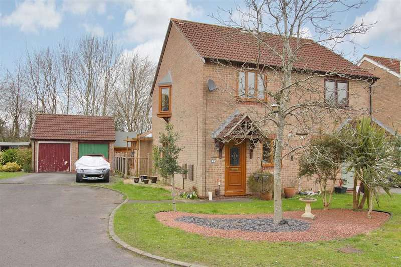 2 Bedrooms Semi Detached House for sale in Stoney Cross, Ludgershall