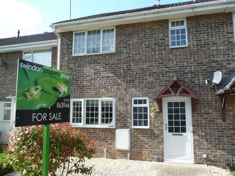 3 Bedrooms Terraced House for sale in Hallam Moor, Liden, Swindon