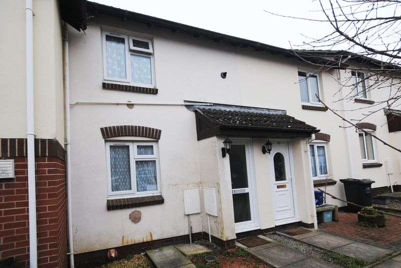 2 Bedrooms Terraced House for sale in Lower Cannon Road, Newton Abbot