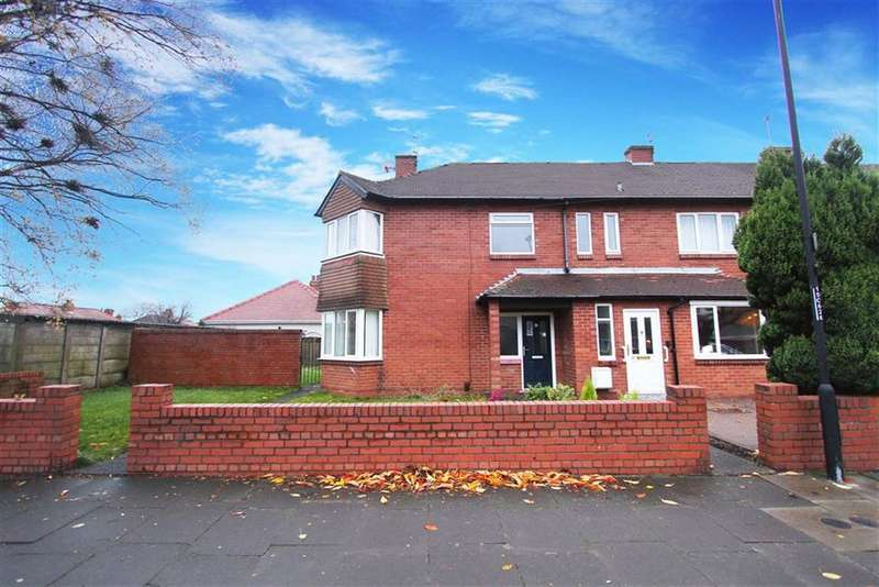 3 Bedrooms Property for sale in Cauldwell Avenue, West Monkseaton, Tyne And Wear