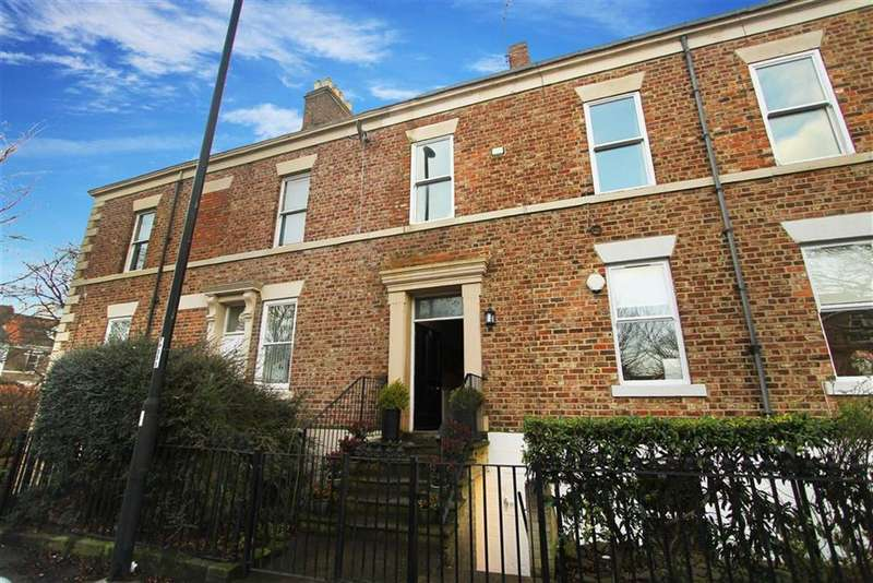 3 Bedrooms Flat for sale in Fenwick Terrace, North Shields, Tyne And Wear