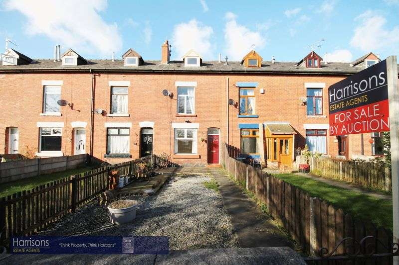 3 Bedrooms Terraced House for sale in Jubilee Street, Deane, Bolton, Lancashire.