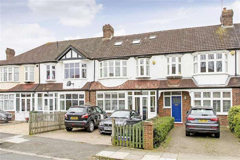 4 Bedrooms Terraced House for sale in Westway, London