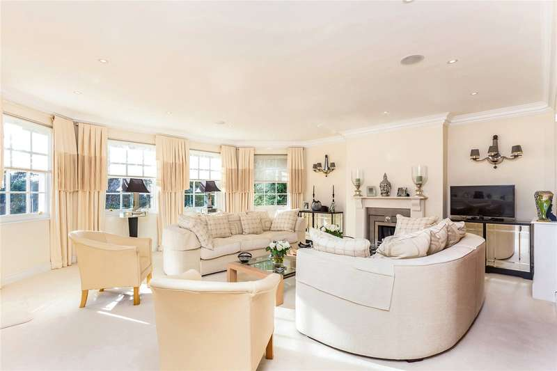 3 Bedrooms Flat for sale in Portman Hall, Old Redding, Harrow, HA3