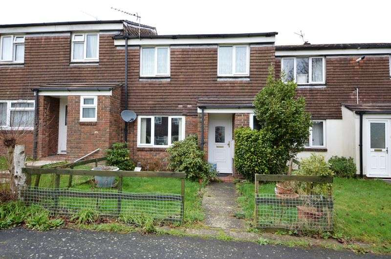 3 Bedrooms Terraced House for sale in Woodsedge, Waterlooville