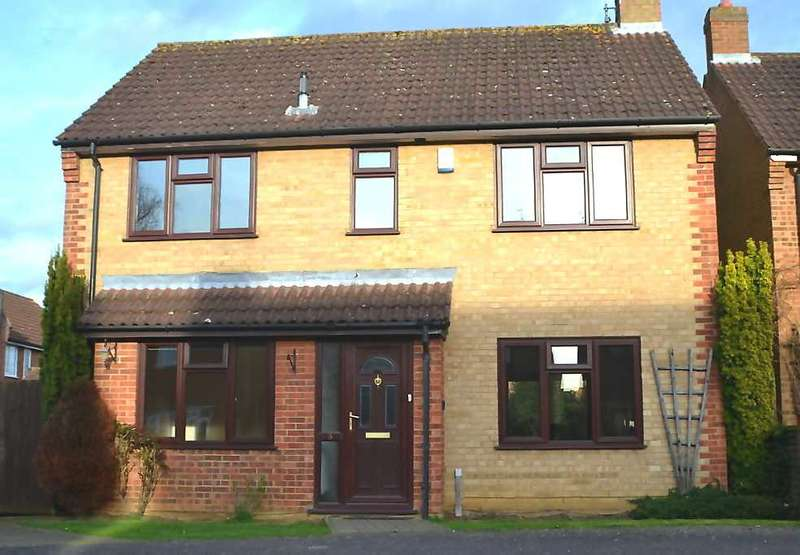 4 Bedrooms Detached House for sale in Melford Close, South Wootton, King's Lynn