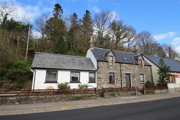 4 Bedrooms Detached House for sale in Palmerston House, Main Street, Loch Carron, Highland