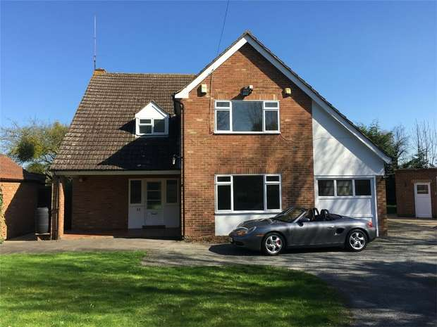 4 Bedrooms Detached House for sale in 52 Old Slade Lane, Richings Park, Buckinghamshire