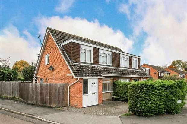 3 Bedrooms Semi Detached House for sale in Yorke Close, Aston Clinton, Buckinghamshire