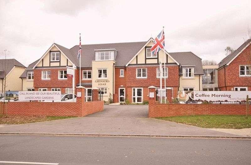2 Bedrooms Property for sale in Greenacres Lodge, Warlingham