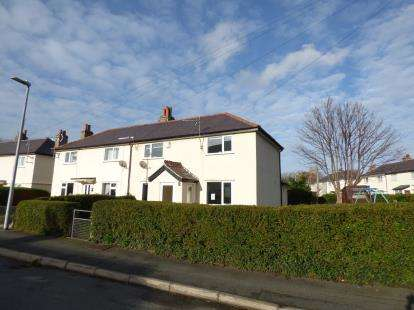 3 Bedrooms Semi Detached House for sale in Penmaen Road, Conwy, North Wales, LL32