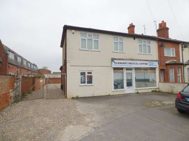 1 Bedroom Semi Detached House for sale in Norcot Road, West Reading,