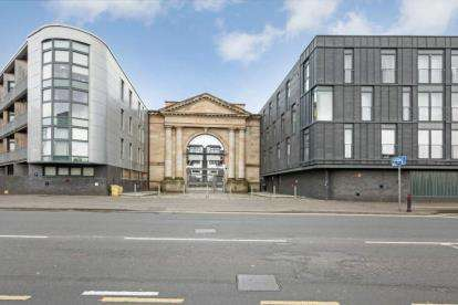 2 Bedrooms Flat for sale in Moore Street, Glasgow, Lanarkshire