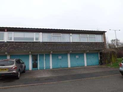 2 Bedrooms Flat for sale in Woodlands Way, Chelmsley Wood, Birmingham, West Midlands