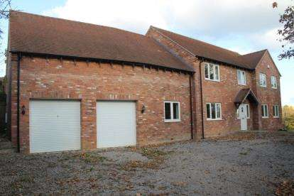5 Bedrooms Detached House for sale in Church Bank, Temple Grafton, Alcester