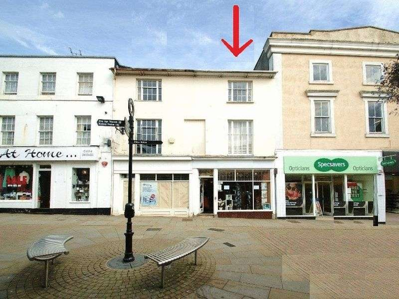 Commercial Property for sale in High Street, Andover