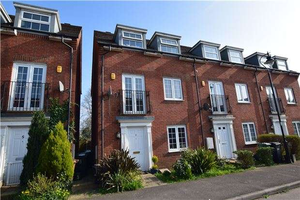 4 Bedrooms End Of Terrace House for sale in Beckett Road, COULSDON, Surrey, CR5 1RZ
