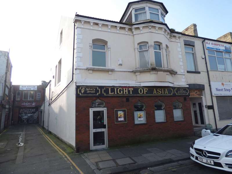 7 Bedrooms Commercial Property for sale in Queen Street, Redcar
