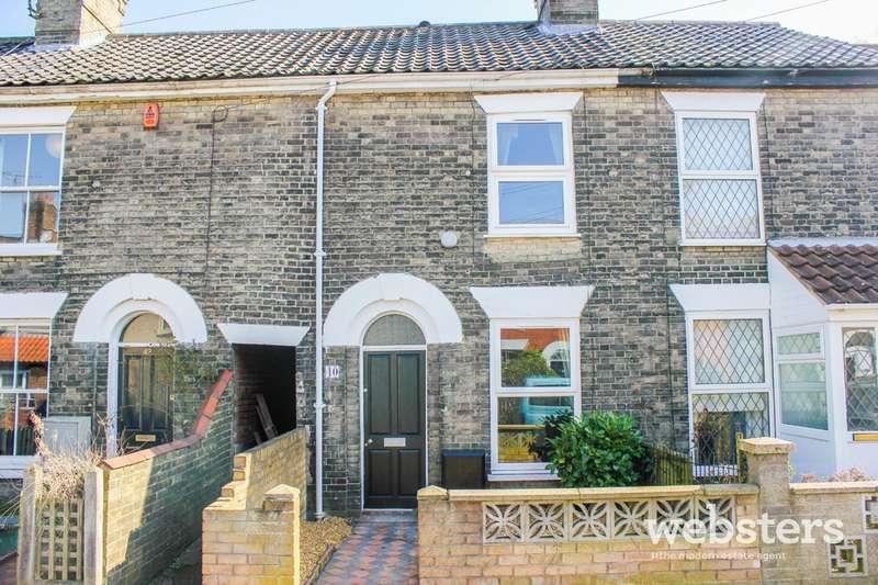 2 Bedrooms Terraced House for sale in Belvoir Street, NR2