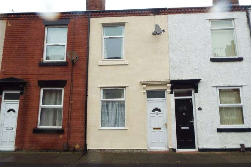 2 Bedrooms Terraced House for sale in Cornwallis Street, Stoke-On-Trent
