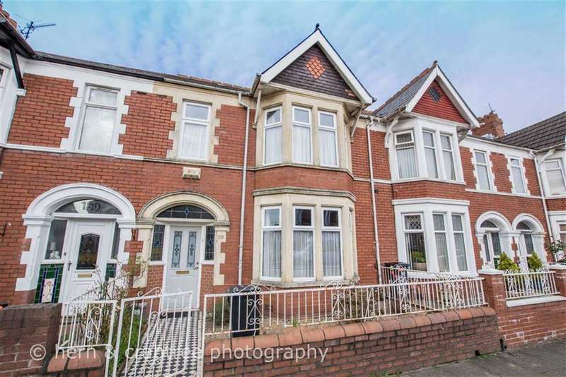 3 Bedrooms Property for sale in Lansdowne Road, Canton, Cardiff