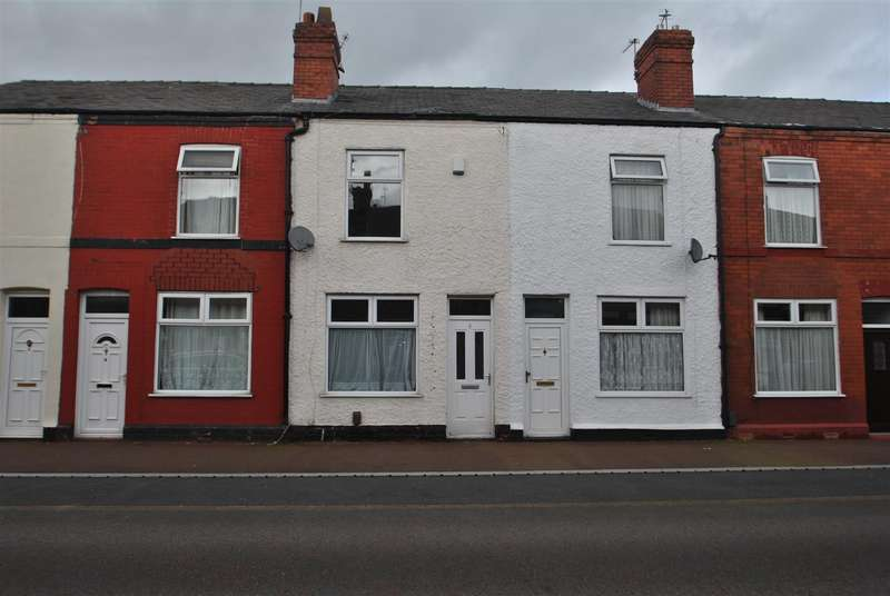 2 Bedrooms Property for sale in CLIFTON STREET, Latchford, Warrington, WA4