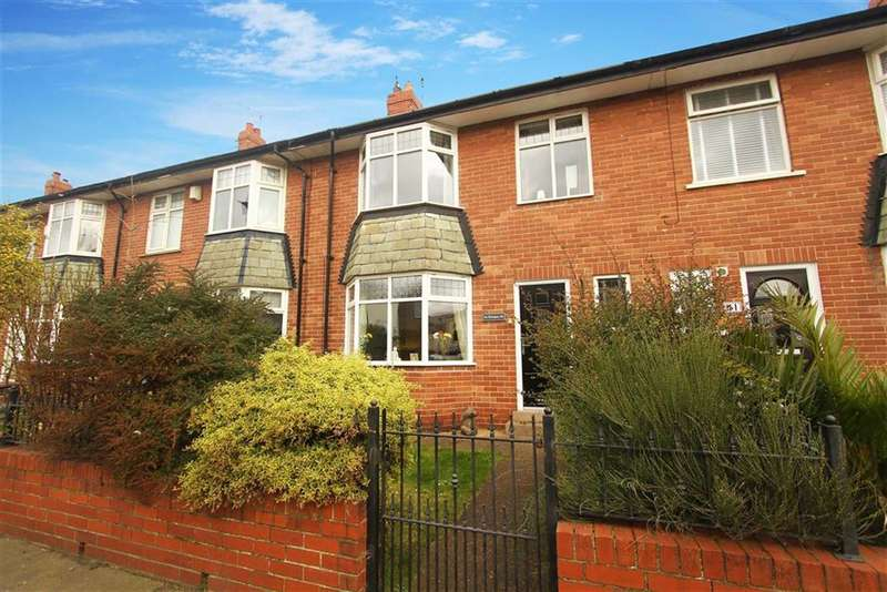 3 Bedrooms Property for sale in Hotspur Street, Tynemouth, Tyne And Wear