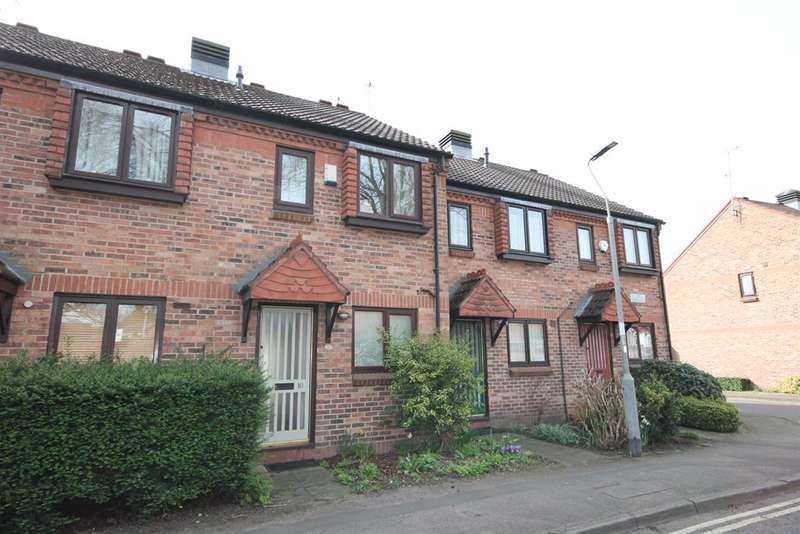 2 Bedrooms Terraced House for sale in De Grey Terrace , Avenue Road, York, YO30 6AY
