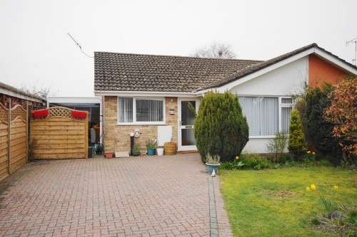 2 Bedrooms Bungalow for sale in Heathfield Road, West Moors
