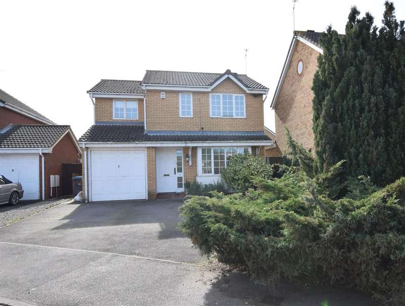 4 Bedrooms Detached House for sale in Fenton Grange, Harlow, CM17