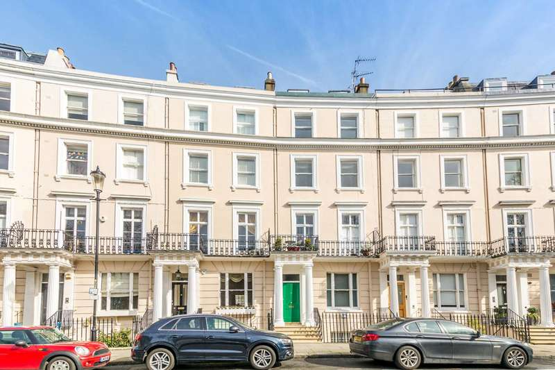 3 Bedrooms Maisonette Flat for sale in Royal Crescent, Notting Hill, W11