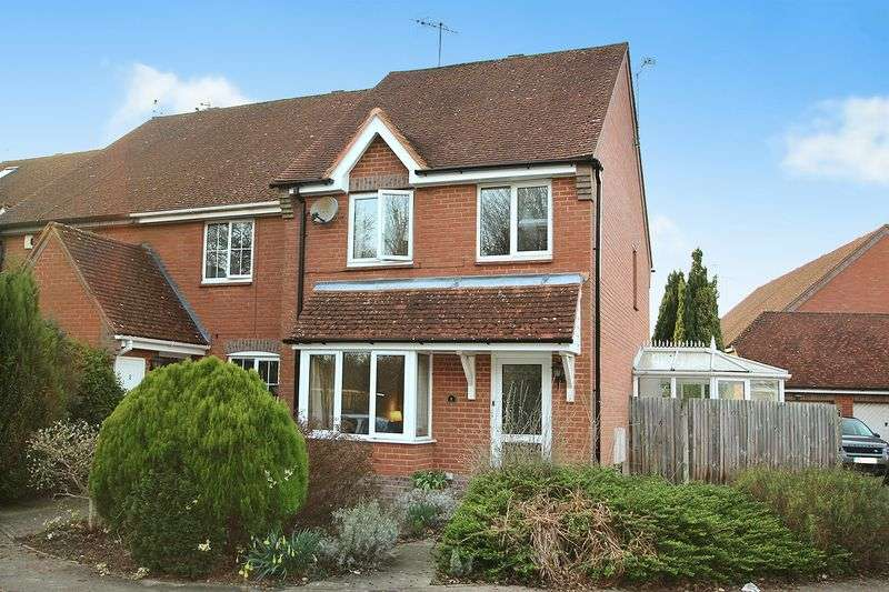 3 Bedrooms Terraced House for sale in Parker Close, Maidenbower