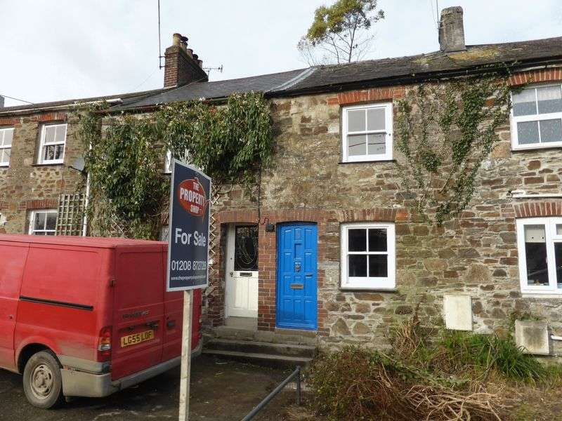 1 Bedroom Terraced House for sale in The Moors, Lostwithiel