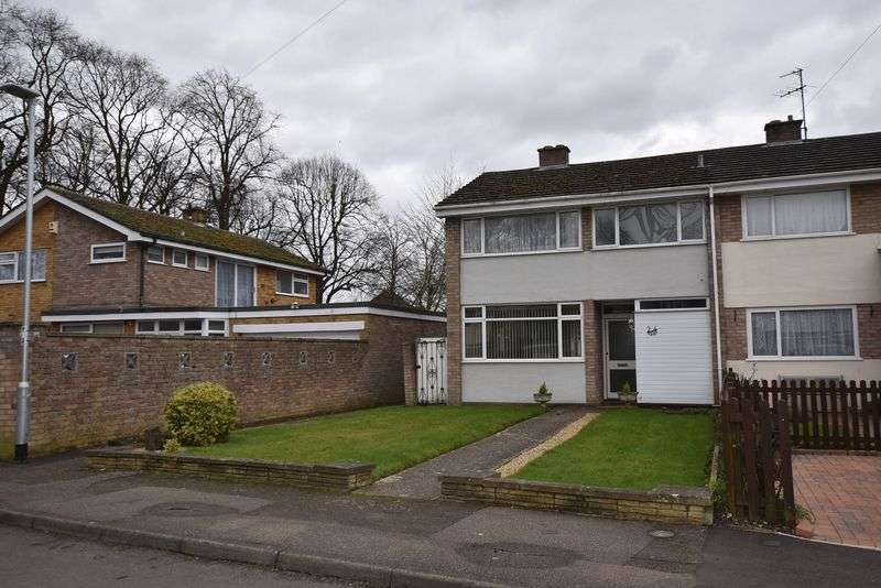 3 Bedrooms Terraced House for sale in Manor Close, Kempston
