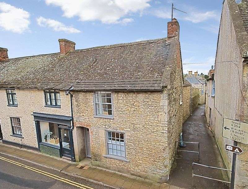 2 Bedrooms Terraced House for sale in Bruton - Between Castle Cary and Frome.