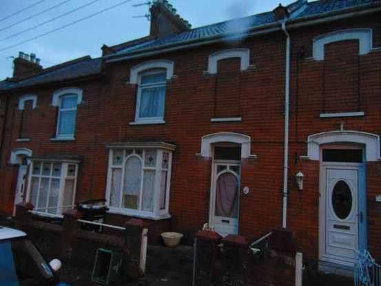 3 Bedrooms Terraced House for sale in Parkstone Avenue, Bridgwater, Somerset, TA6 6DJ