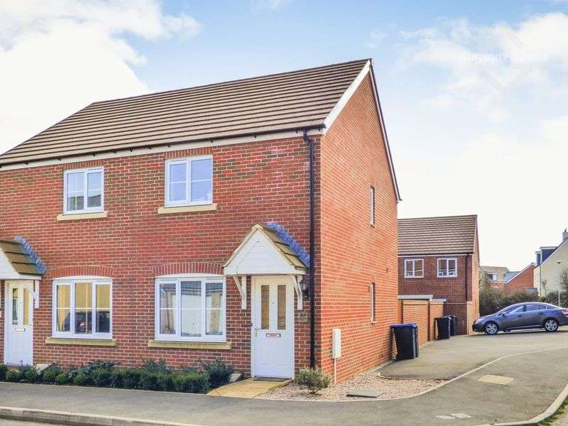 2 Bedrooms Semi Detached House for sale in Sparrow Street, Trowbridge